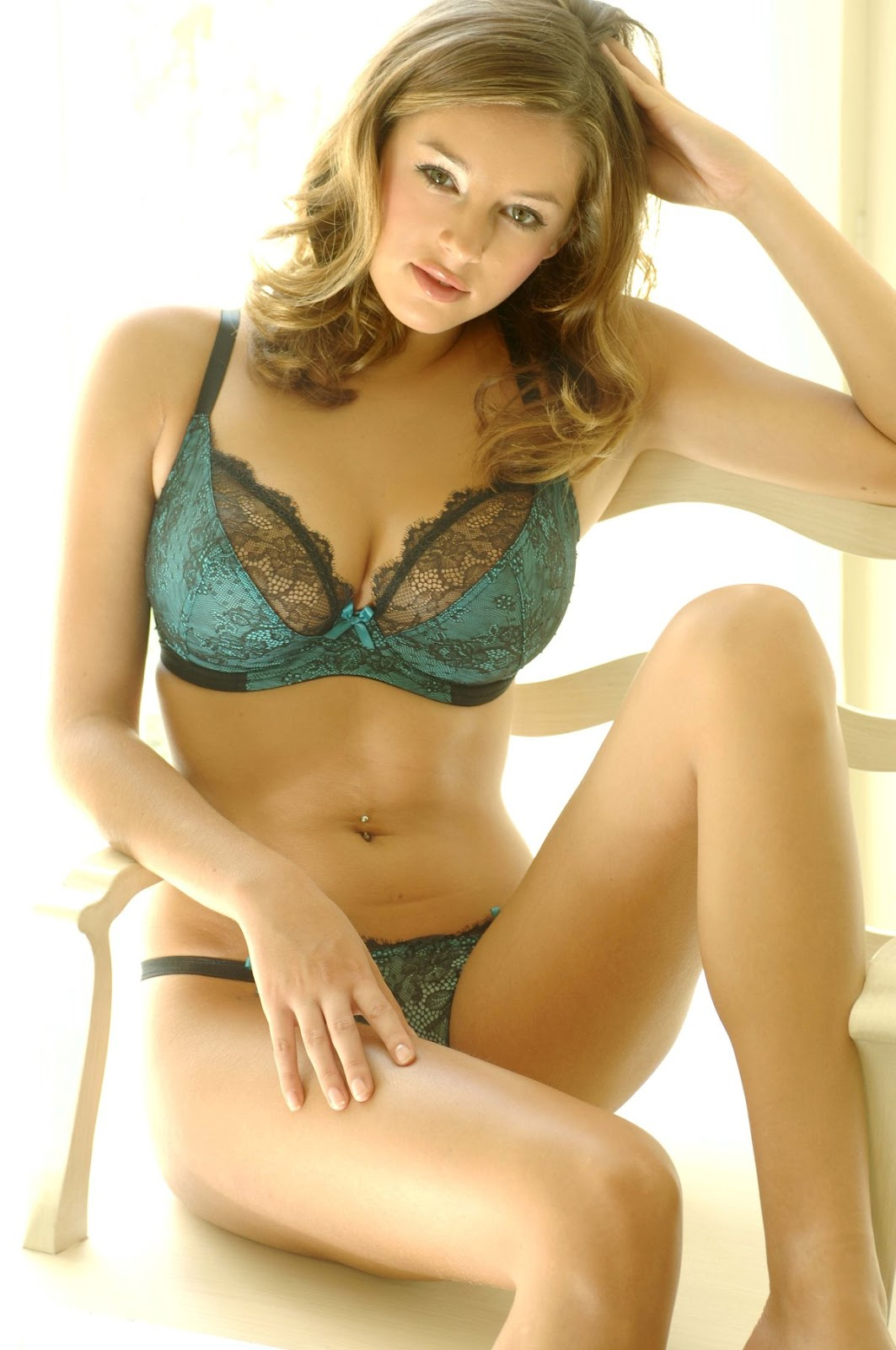 Keeley Hazell - Page 3 Girl / Model In Super Hot Bikini Pertaining To Page 3 Babes