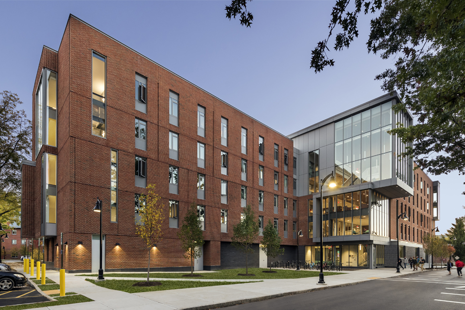 Keene State College Living & Learning Commons | Engelberth With Regard To Academic Calendaer Keene State