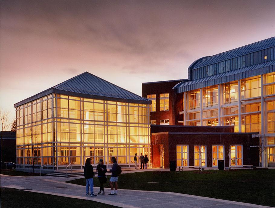 Keene State | William Rawn Associates within Academic Calendaer Keene State