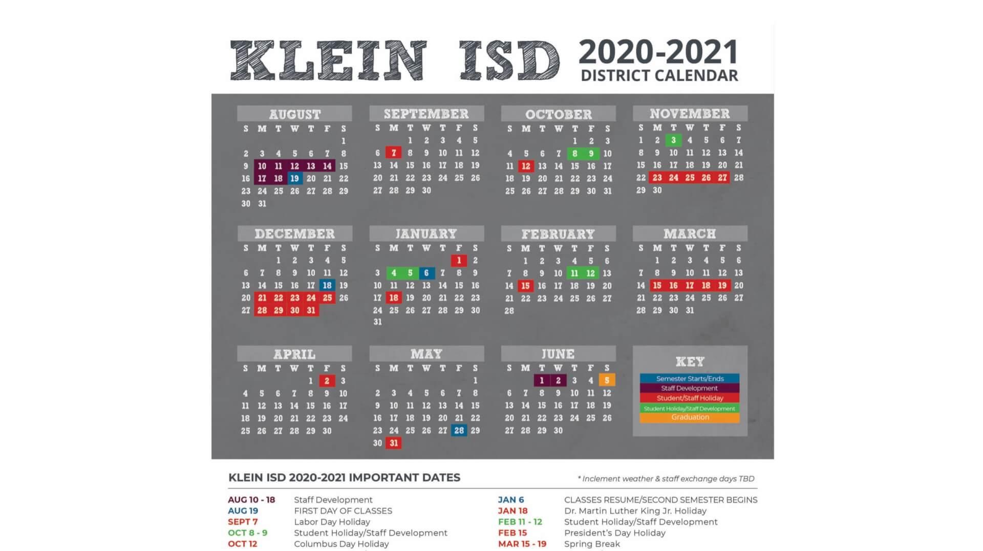 Killeen Isd Calendar 2021 22 | 2021 Calendar For L Victorville School Distict Canlendar 2020 2021 For What Schools