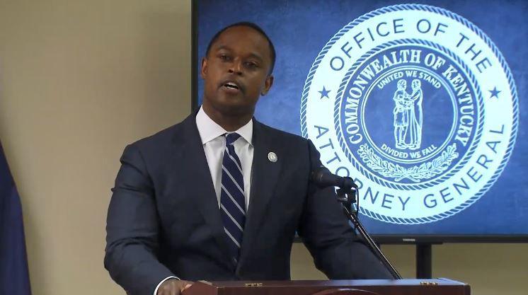 Ky. Attorney General Daniel Cameron Condemns 'Defund The With Attorney General Calendar