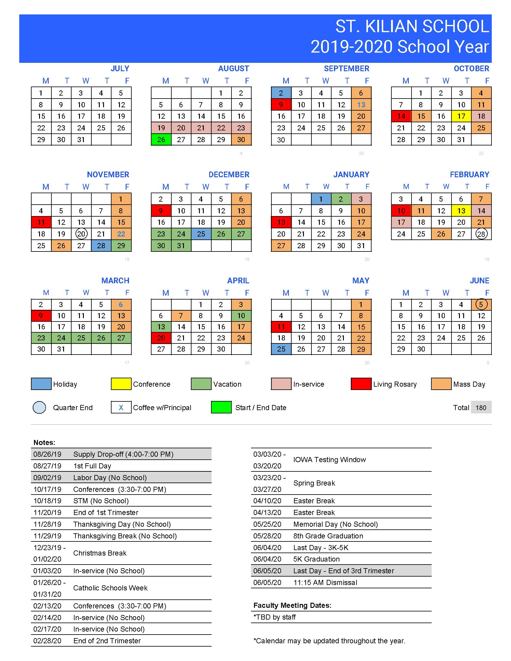 Las Cruces Isd Calendar   Printable Calendar 2020 2021 With Fort Worth Isd Calendar 2021