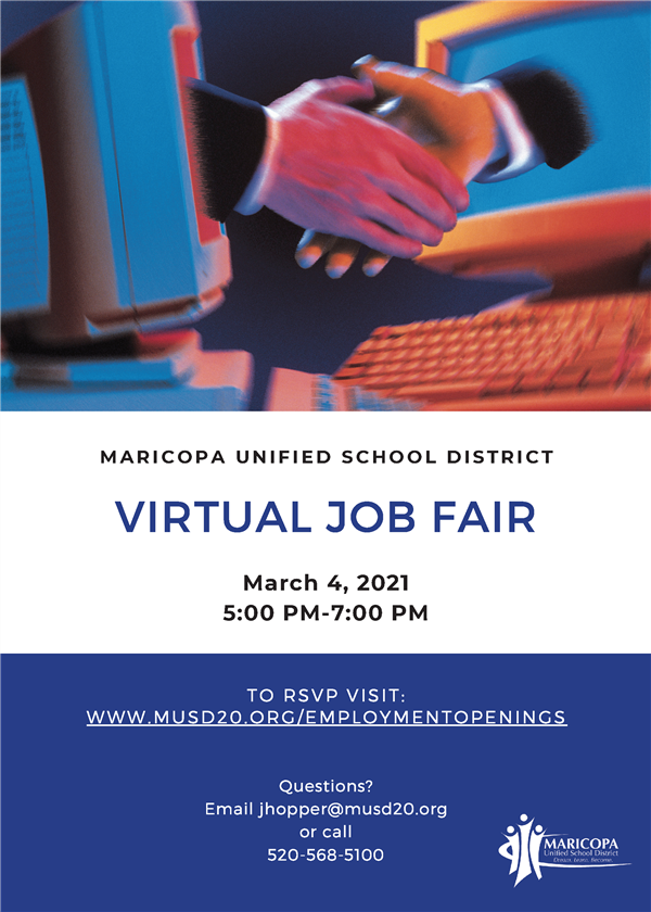 Maricopa Virtual Academy / Homepage throughout Downey Unified School District Schedule