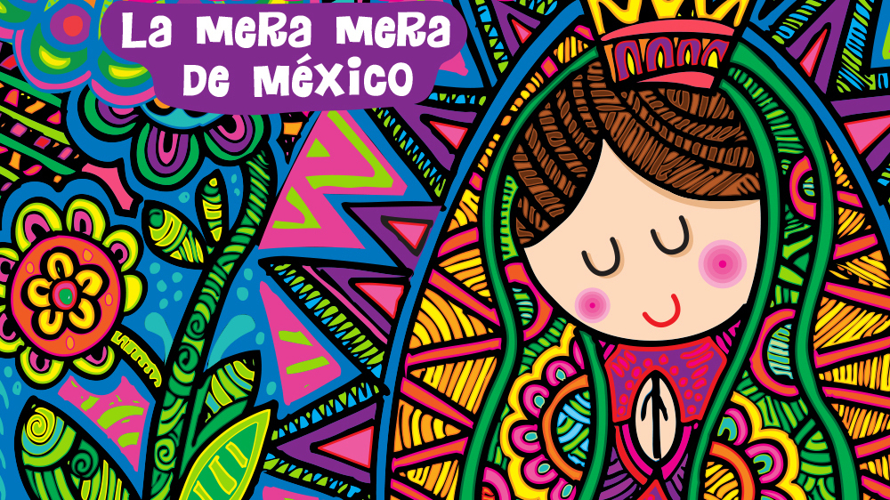 Mexico'S Patron Saint Is Also Its Hello Kitty | Ncpr News Inside Mexican Calendar Saint Names 2021
