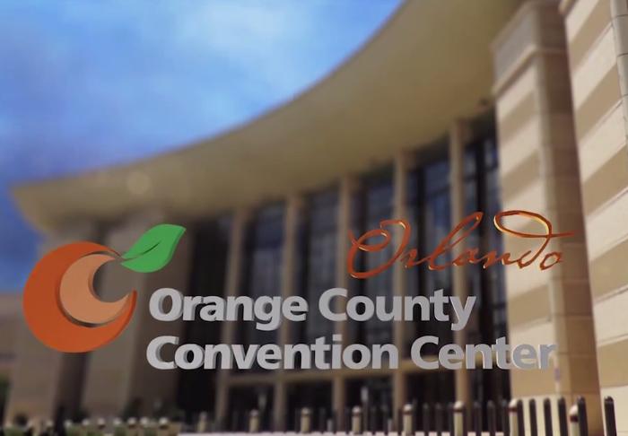 Orange County Convention Center   Orlando, Florida Throughout Convention Center In Orlando Fl Schedule