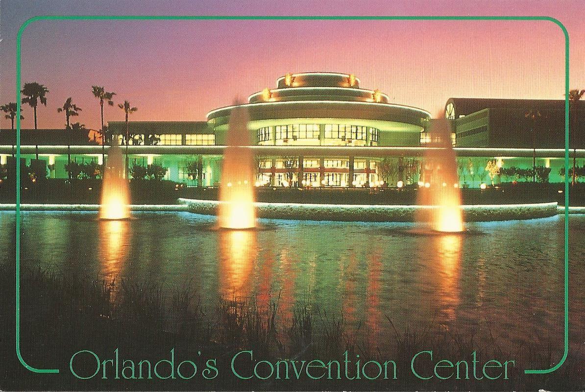 Orange County Convention Center, Orlando, Florida, Usa Pertaining To Convention Center In Orlando Fl Schedule