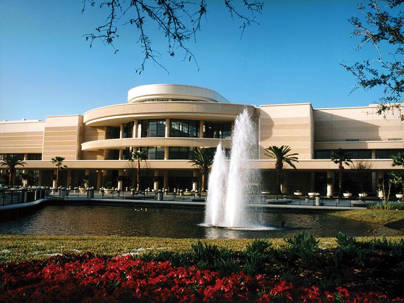 Orlando'S Orange County Convention Center Gains Leed Gold Within Convention Center In Orlando Fl Schedule