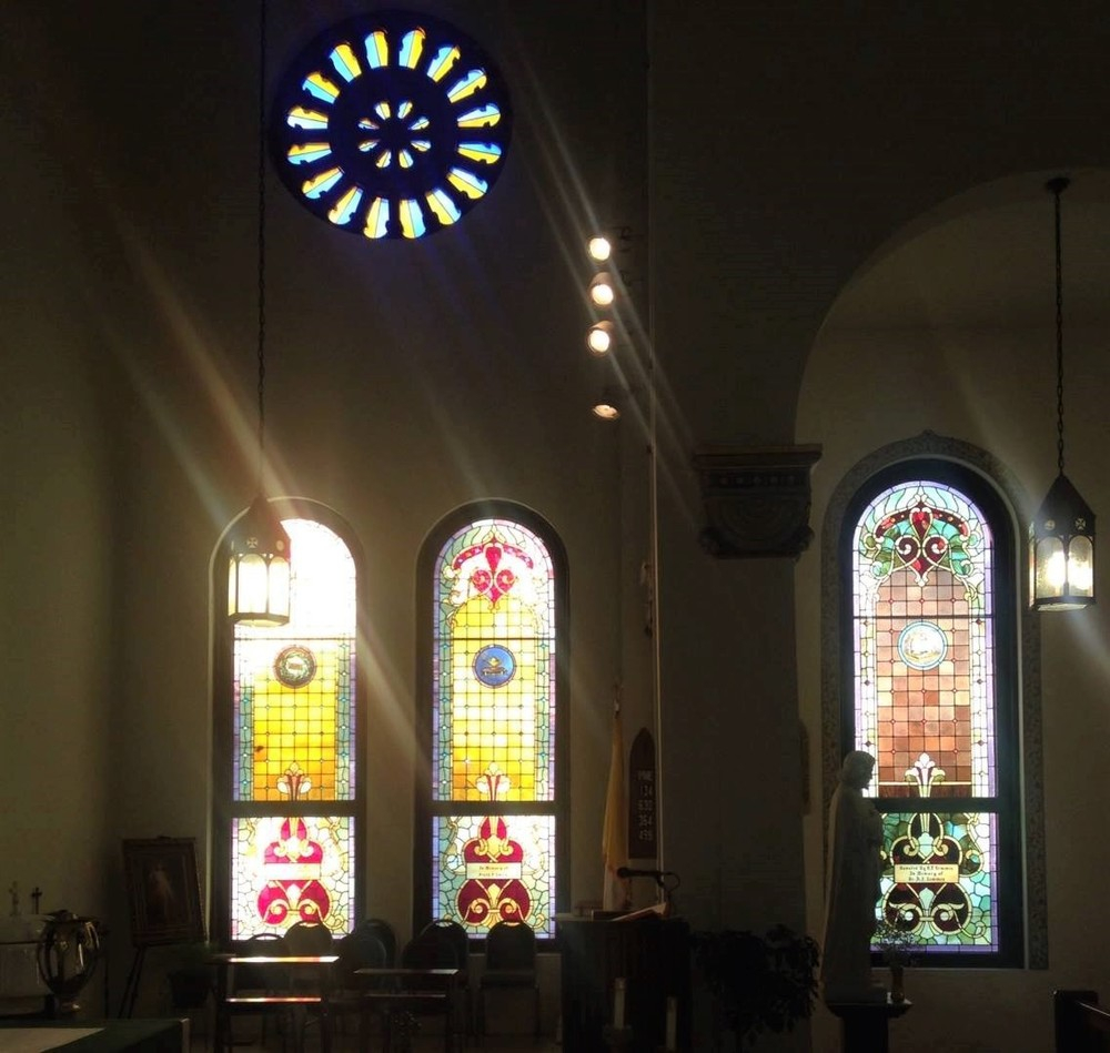 Our Church - Sacred Heart Catholic Church - Canton, Ms Within Canton Mississippi Trade Days Calendar
