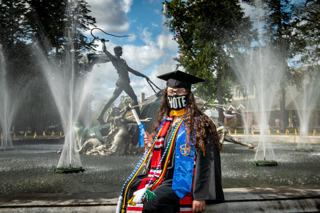 Photos & Videos | Georgian Court University, New Jersey In Gcu Fall 2021 Graduation