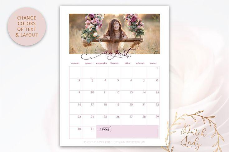 Psd Photo Calendar Template 2021 #1 In 2020 | Calendar Regarding 454 Calendar 2021