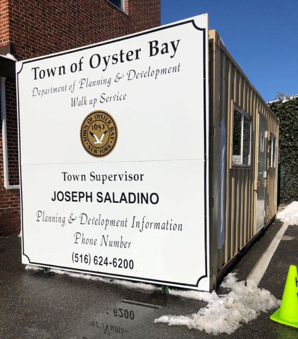 Saladino Announces Walk Up Services For Residents To With Town Of Oyyster Bay 2021 Town Calendar
