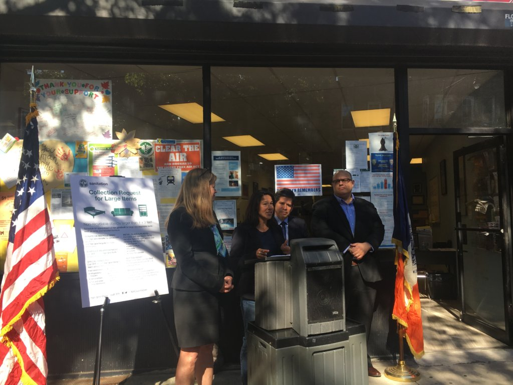 Sanitation Debuts New Bulk Pickup Appointment Service For Town Of Oyster Bay Curbside Bulk Sanitation