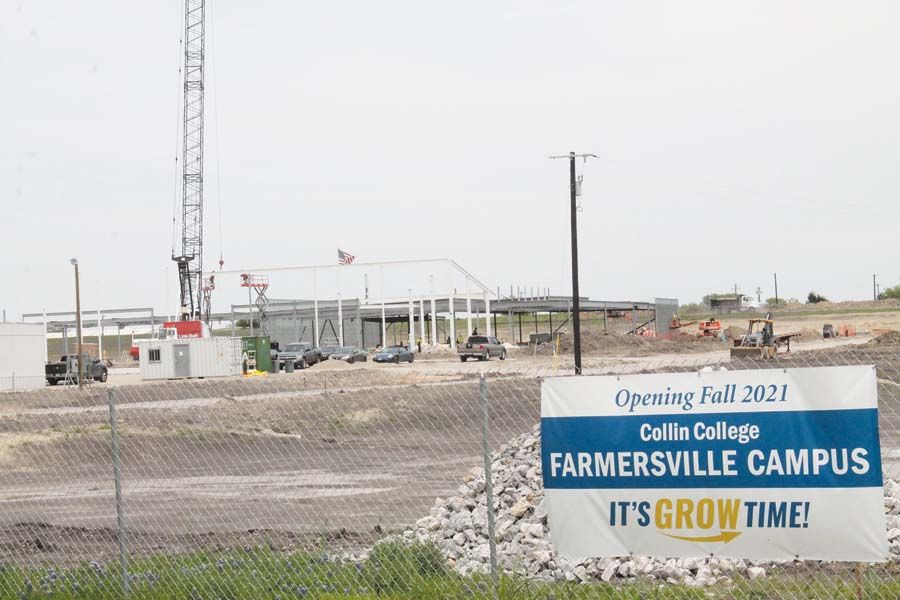 School, College Construction Continues County Wide For Collin Couty College Calendar