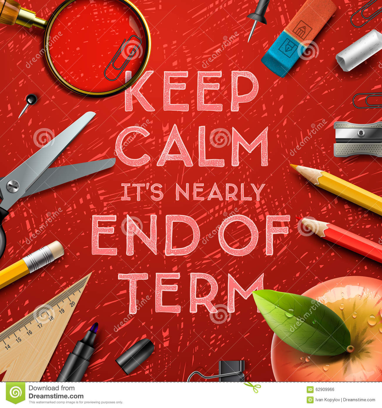 Schools Out, End Of Term Stock Photo. Image Of Academic throughout When Does Sinclair'S Summer Term End