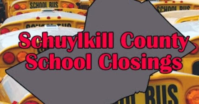 Schuylkill County School Delays And Closings - 01/20/2021 Intended For Shenandoah County Schools Calendar 2021