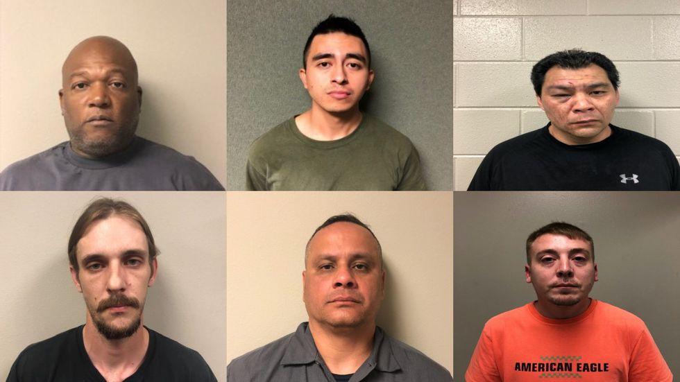 Six Central Texas Men Arrested In Child Exploitation In Texas Sticker Calendar Attorney General