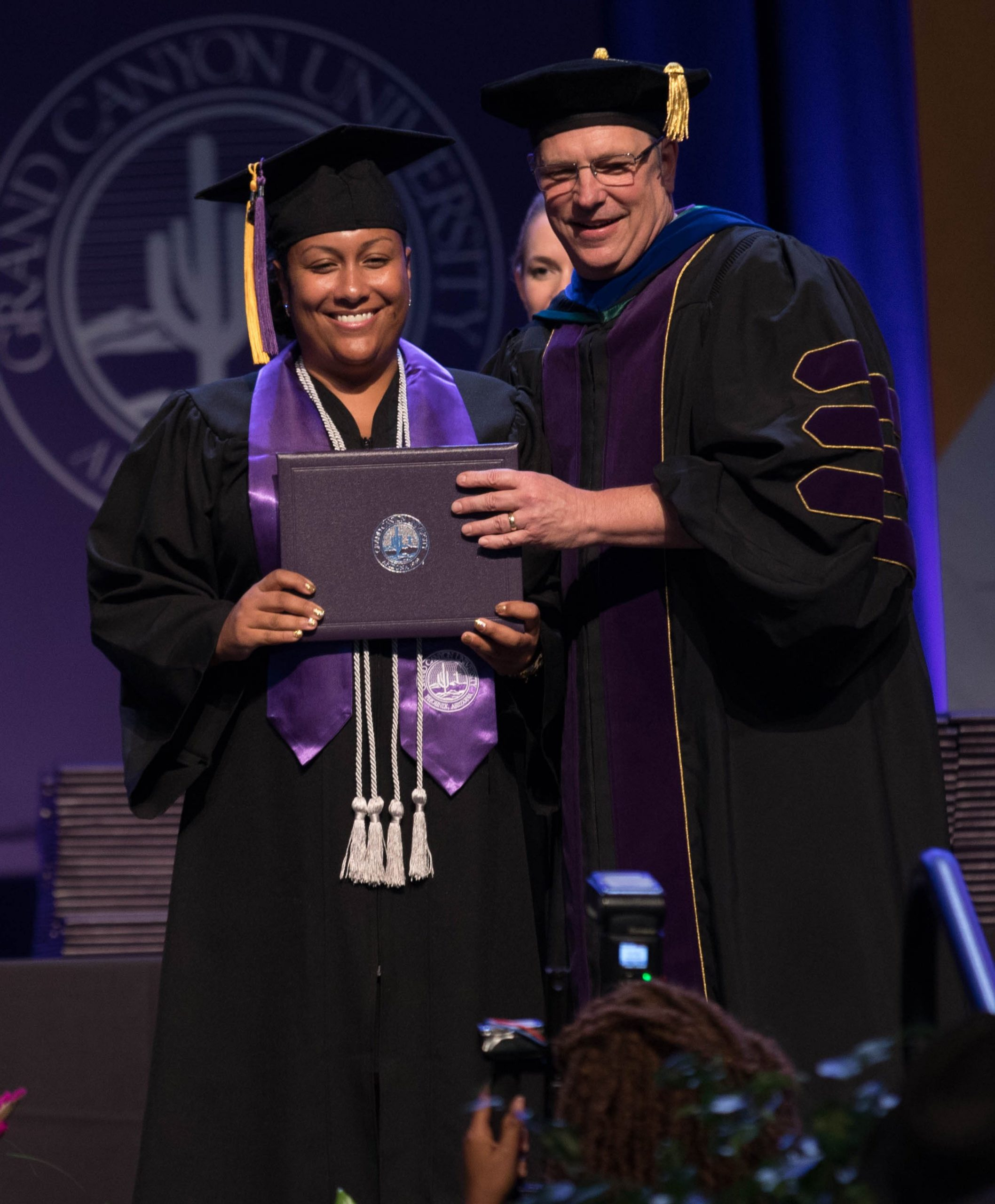 Slideshow: Friday Commencement Ceremonies - Gcu Today With Gcu Fall 2021 Graduation