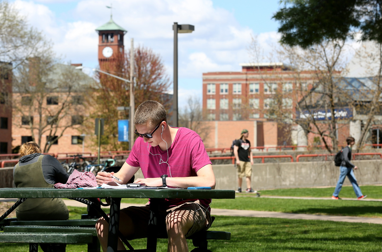 Spring Break Reminders | University Of Wisconsin - Stout Throughout Spring Break Delaware State College