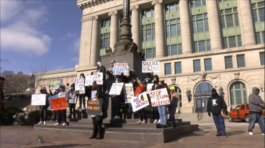 St. Louis County Youth Lead Rally To End Gun Violence For St Louis County Duluth Court Calendar