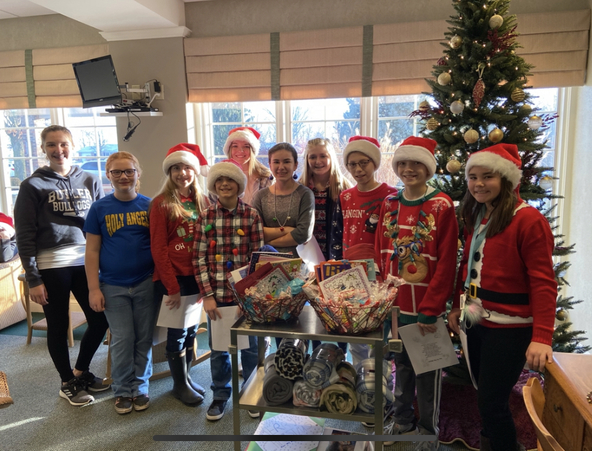 Student Council - Holy Angels Catholic School - Sidney, Oh Throughout Lincoln Parish School Calendar 2020 2021