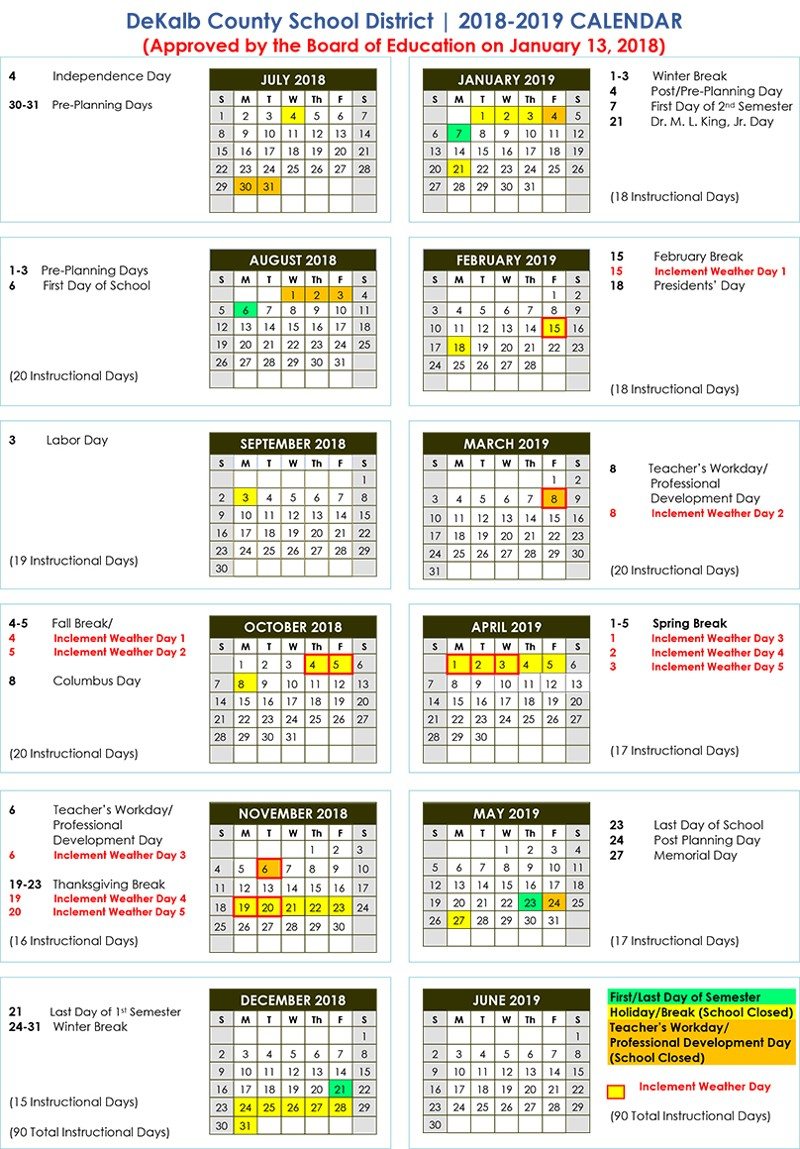 Student Life - Lyndon Academy With Regard To Fayette with Aiken County Public School Calendar 2020 2021