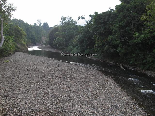 Sungai Tunoh River, Ulu Mujong Kapit Sarawak Malaysia With Regard To Deer Valley School Di