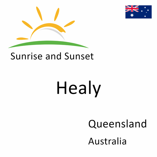 Sunrise And Sunset Times In Healy, Queensland, Australia With Regard To Sunrise Sunset Chart For 2021
