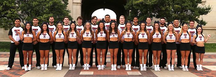 Texas Tech Co Ed Cheerleaders | Texas Tech Spirit Program | Center For Campus Life | Ttu Within Texas Tech University Academic Calendar