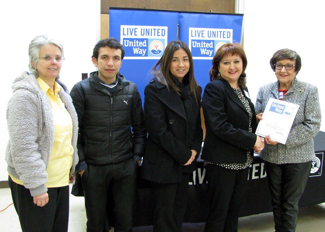 Thank You 2014 Donors   United Way Of Val Verde County Inside San Felipe Del Rio Cisd Tx Calendar