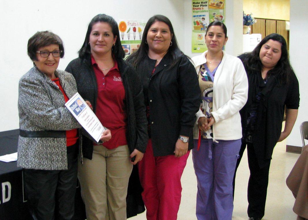 Thank You 2014 Donors   United Way Of Val Verde County Regarding San Felipe Del Rio Cisd Tx Calendar