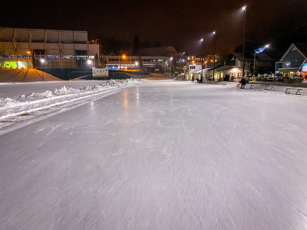 The Ice Report - January 14, 2021   Lake Placid Oval Throughout Lake Placid Events 2021