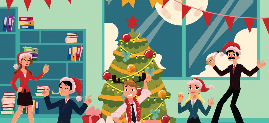 The Survival Guide You Need For Your Office Christmas With Office Work Holiday Fun