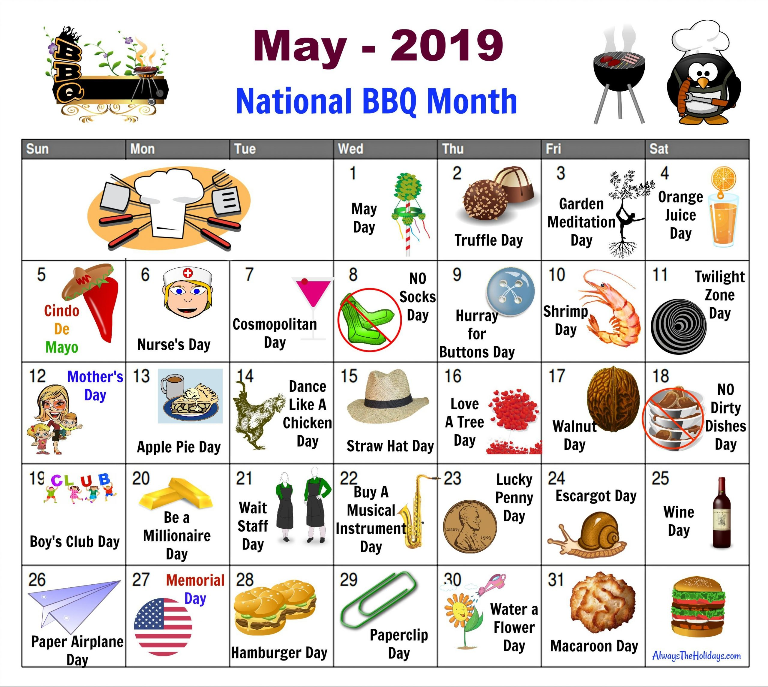 Today Is National What Day Printable Calendar   Printable Calendar 2020 2021 With Regard To Free National Day Calendar