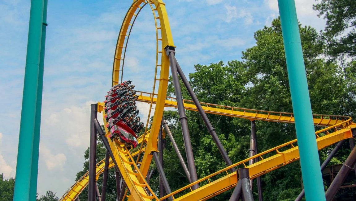 Top 5 Coasters At Six Flags Over Georgia – Coaster101 Intended For Six Flag Over Ga Calendars