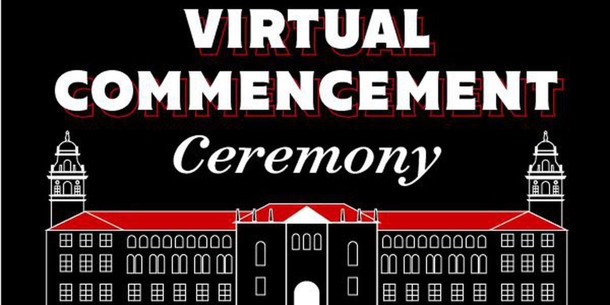 Ttu Commencement Ceremonies Will Be Virtual On May 23, 2020 Intended For Texas Tech University Academic Calendar