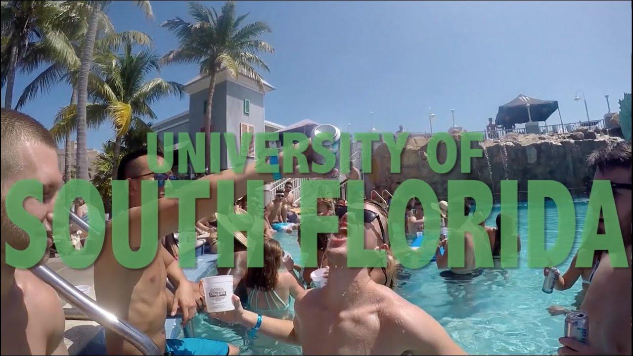 University Of South Florida Spring Break 2016 – Youtube Inside Spring Break Delaware State College