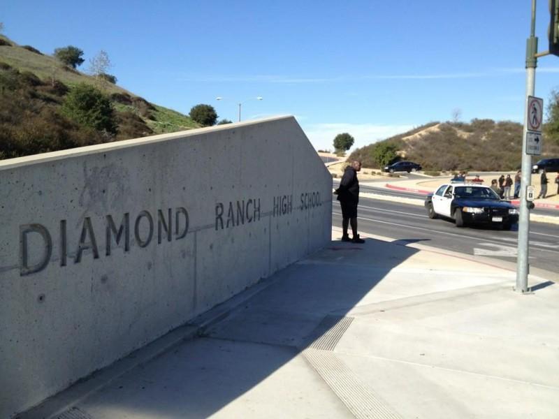 Update: Diamond Ranch High School Lockdown Lifted Pertaining To Diamond Bar High School Calendar