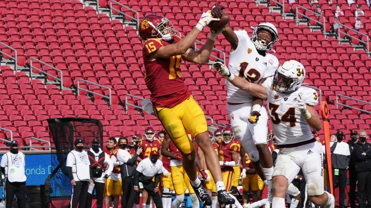 Usc Vs. Arizona State Score: Trojans Complete Epic within Arizona State Univeristy Schedule 2021