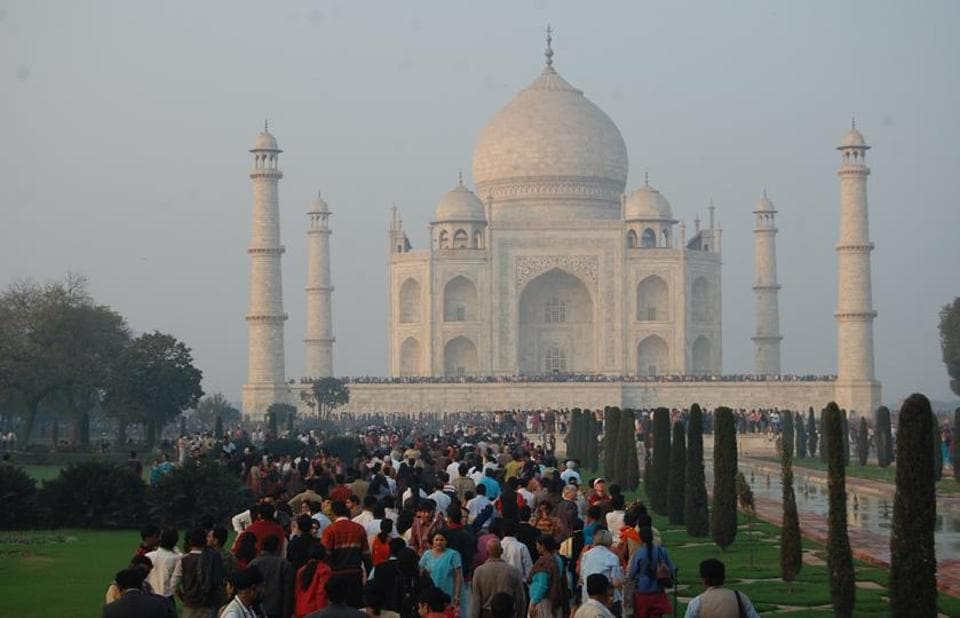 Viewing Taj At Sunrise And Sunset May Soon Be A Reality   Hindustan Times For Printable Sunrise Sunset Table 2021