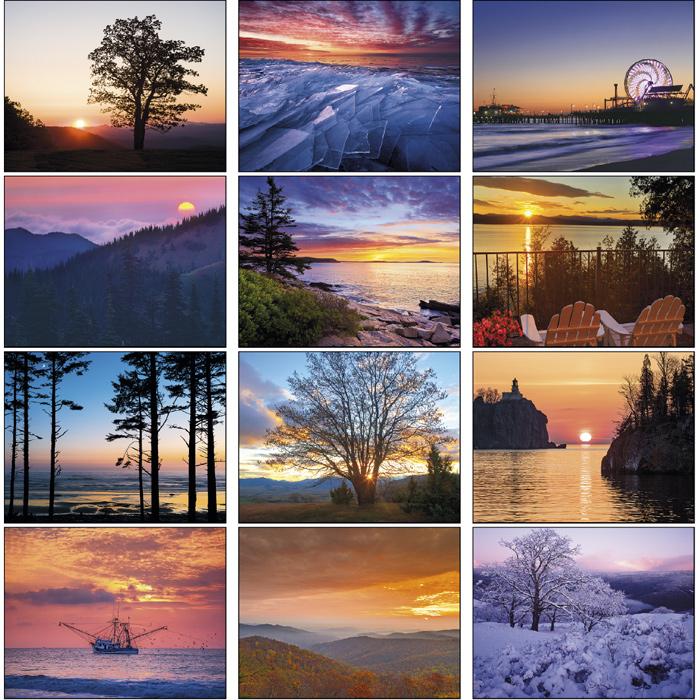 4Imprint: Sunrise/Sunset Calendar 118809 With Regard To Sunset Sunrise Printable