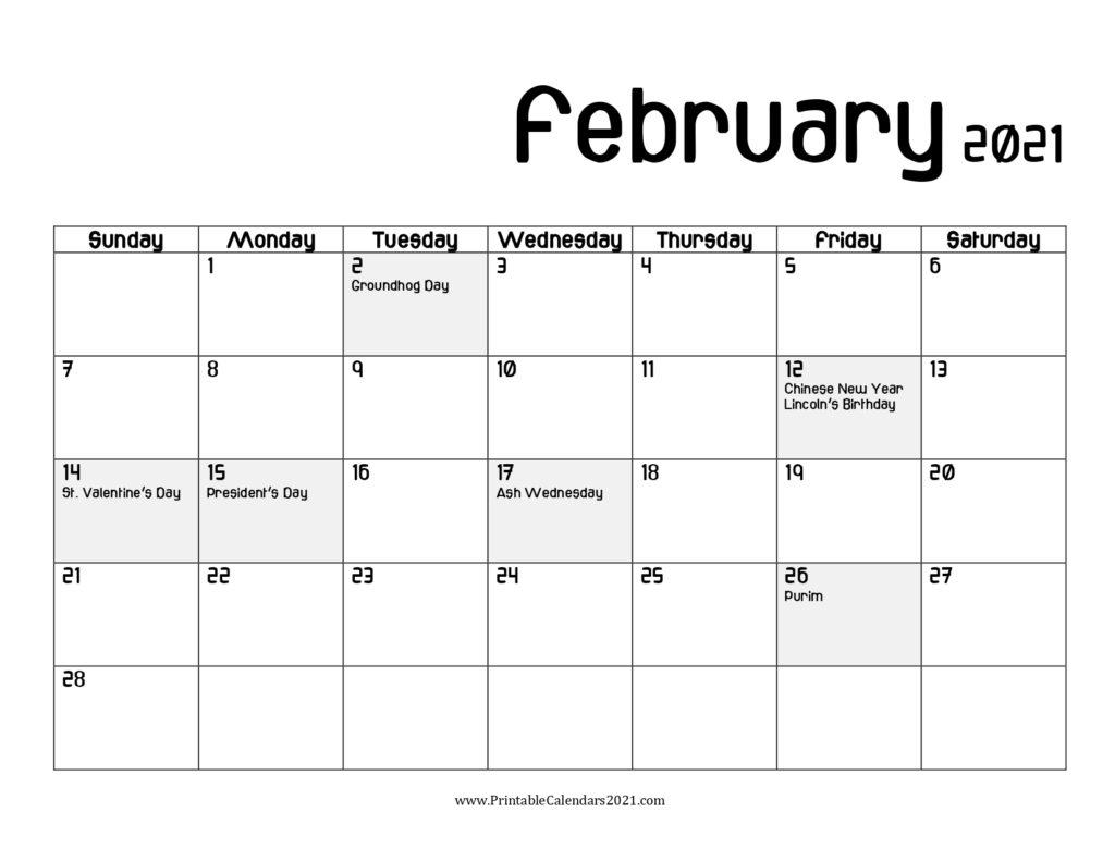 65+ Free February 2022 Calendar Printable With Holidays Regarding Wiki January 2022 Calendar