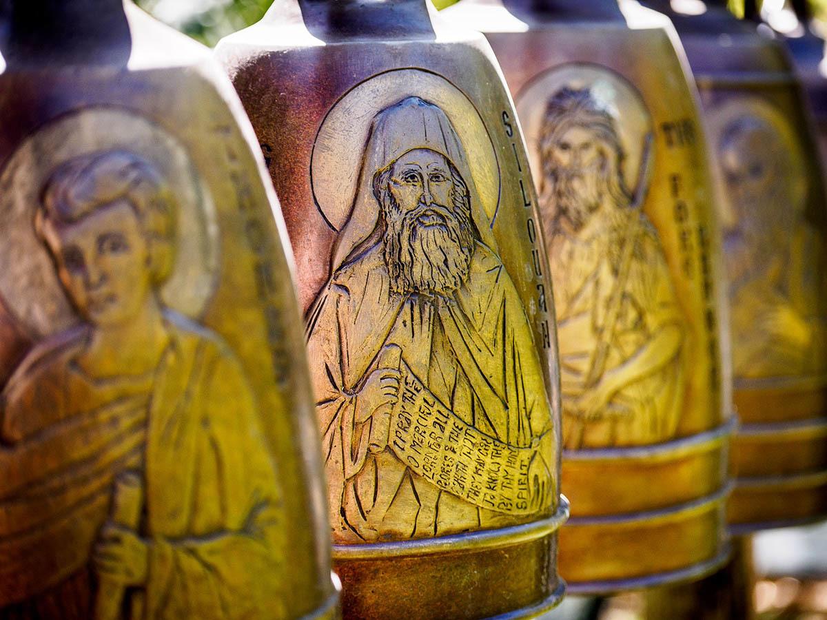 Annual Feast Day At Saint Silouan'S Monastery   Western For Mexican Saint Calendar