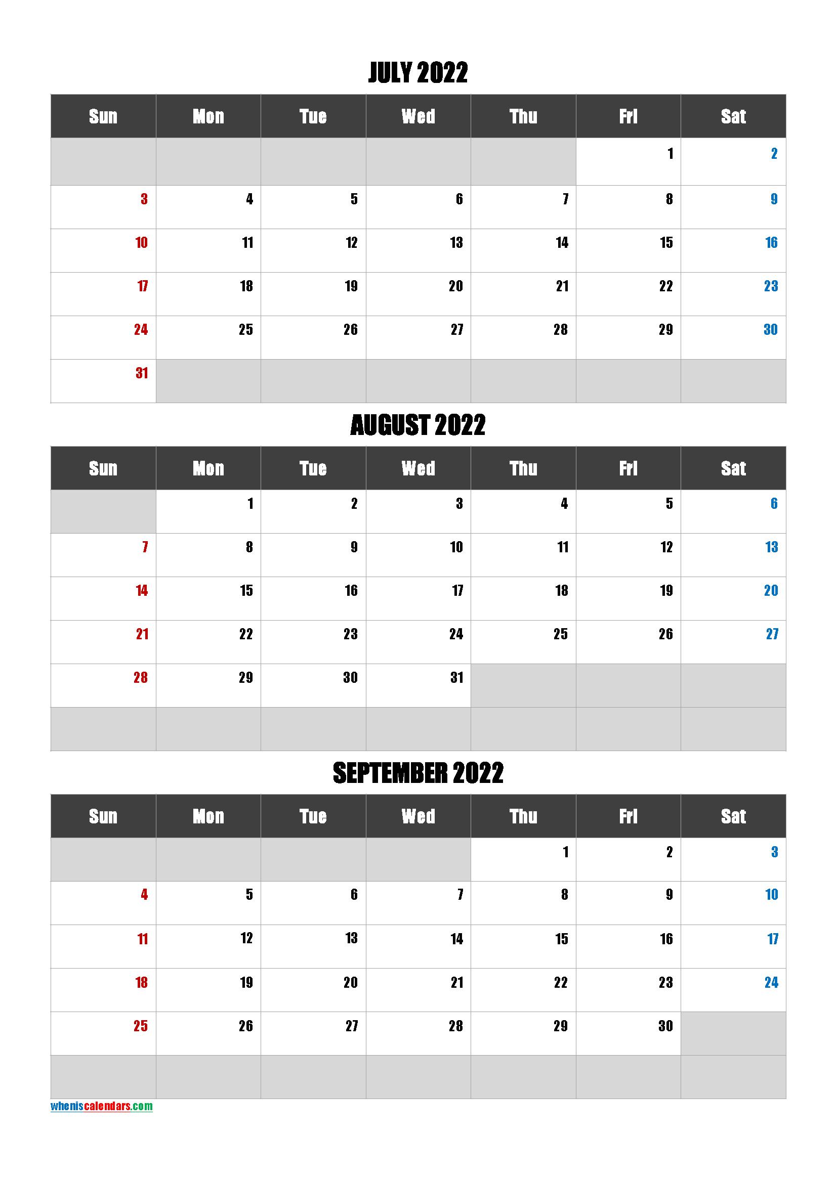 April May June 2022 Calendar Printable Free [Q1 Q2 Q3 Q4] In Calendar March April May June 2022