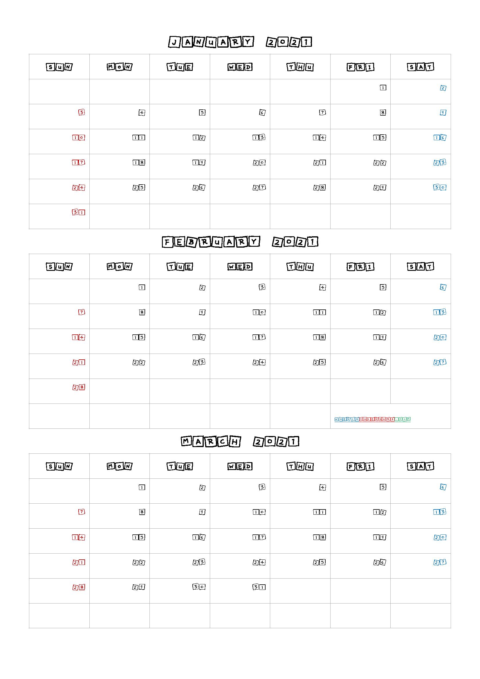 Calendar April May June 2021 [Q1 Q2 Q3 Q4] Intended For January February March April 2021 Calendar
