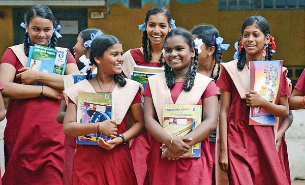 Chennai: Schools Re Open As Scheduled With Downey Private Schools Last Day Of School 2021