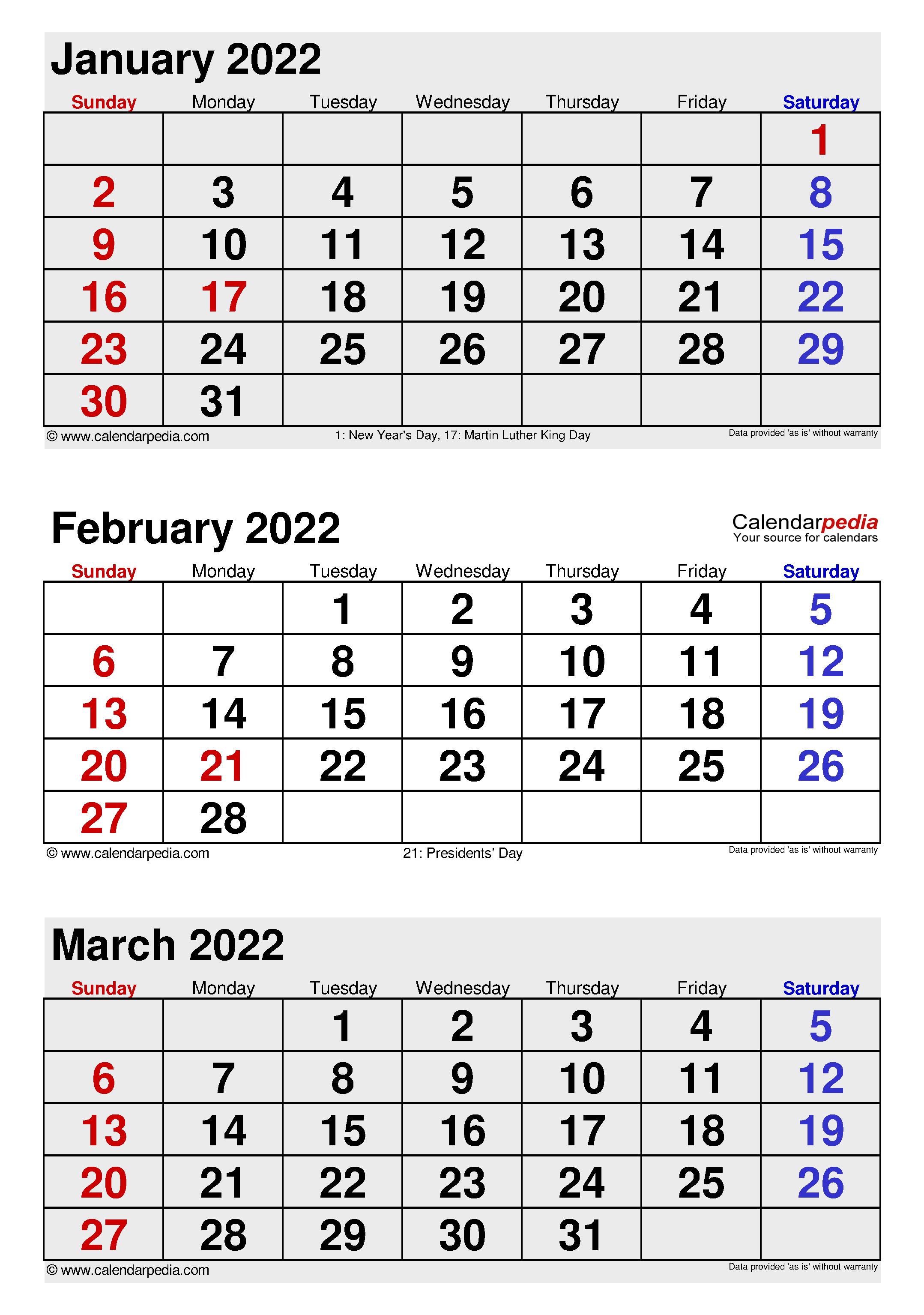 February 2022 Calendar | Templates For Word, Excel And Pdf regarding Printable Calendar February 2022