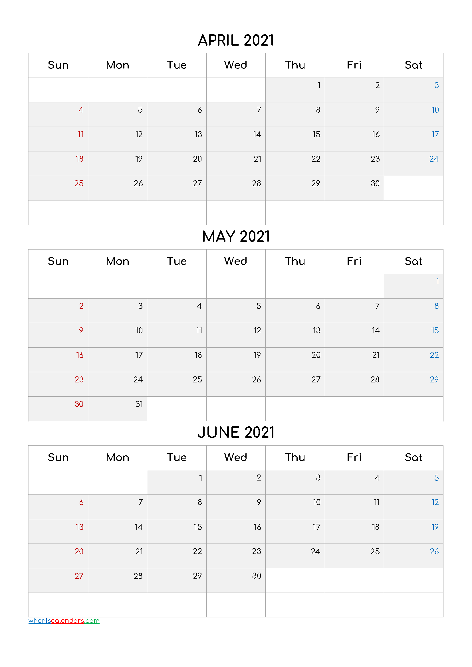 Free January February March 2021 Calendar - Calendraex Inside January February March April 2021 Calendar