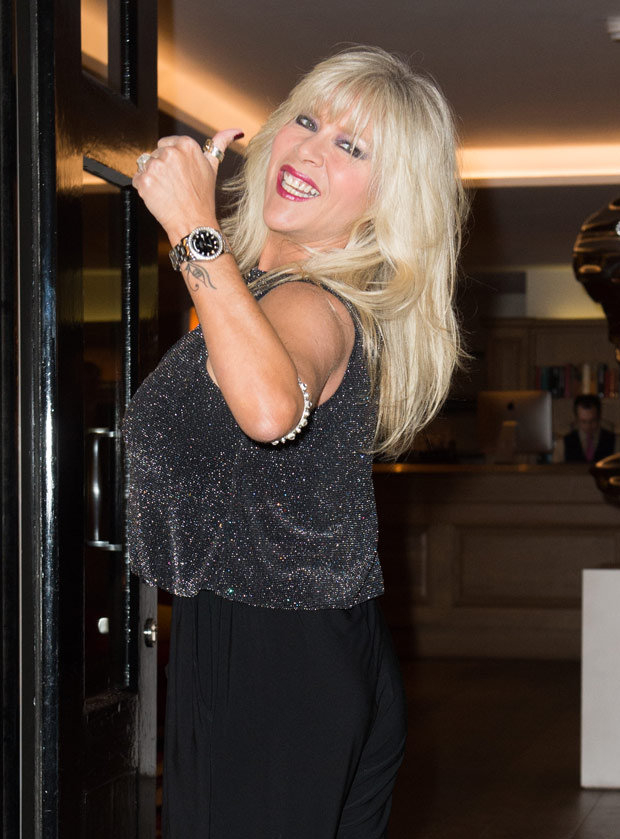 Iconic 80S Page 3 Girl Sam Fox Confirmed For Celebrity Big Pertaining To Page 3 Girls