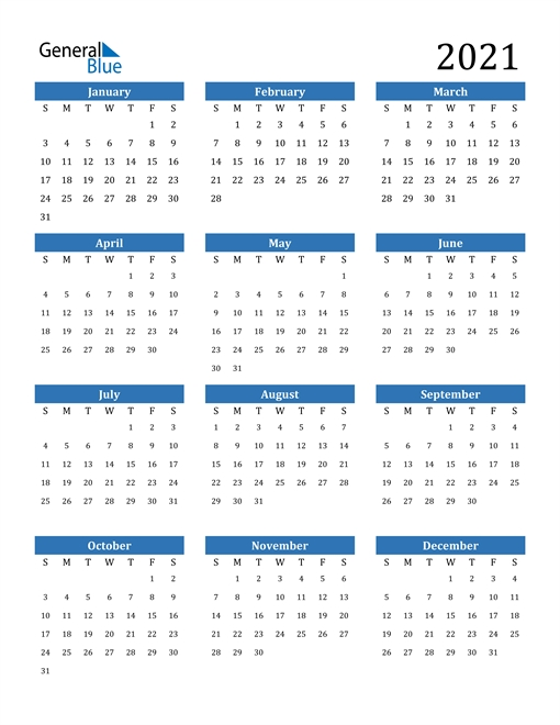 January February March April Calendar 2021   Qualads With 2021 Calendar March April May