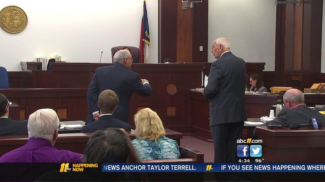 Judge Mulling Release Of Harnett Investigation Files After With Regard To Nc District Court Calendar